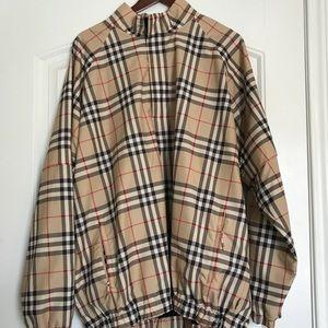 Burberry Lightweight Men's  Golf Jacket
